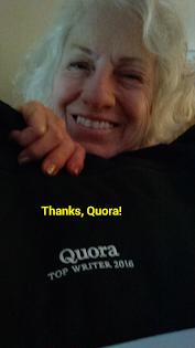 Quora Top Writer 2016