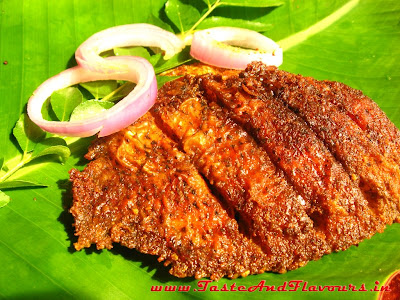 Spicy Kerala Fish Fry, Sri Lankan Food recipes, Fish curry, Sinhala food recipes