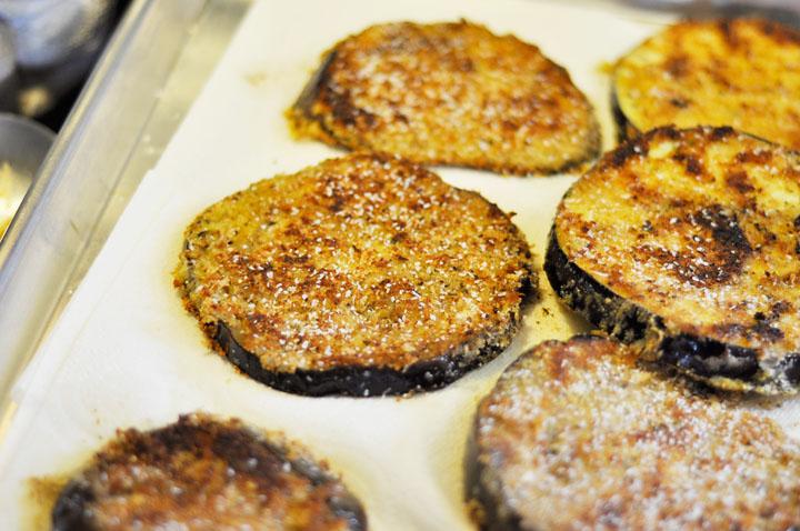 Image Result For Fried Eggplant Parmesan Recipe