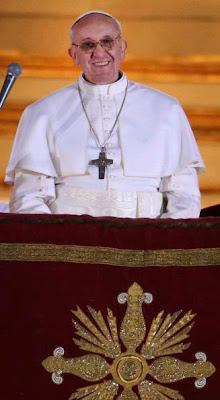 Papa Francisco já fala aos fiéis pelo twitter e pelo facebook!