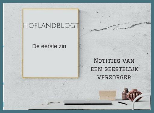 Hoflandblogt