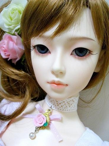 Dollfie real