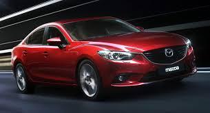 Spesifikasi dan Harga All New Mazda 6