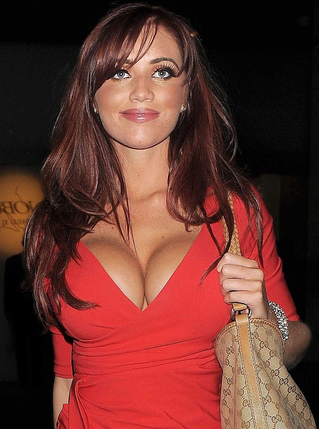 Amy Childs Red Hot