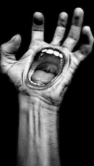 Deixa as tuas mãos falarem!