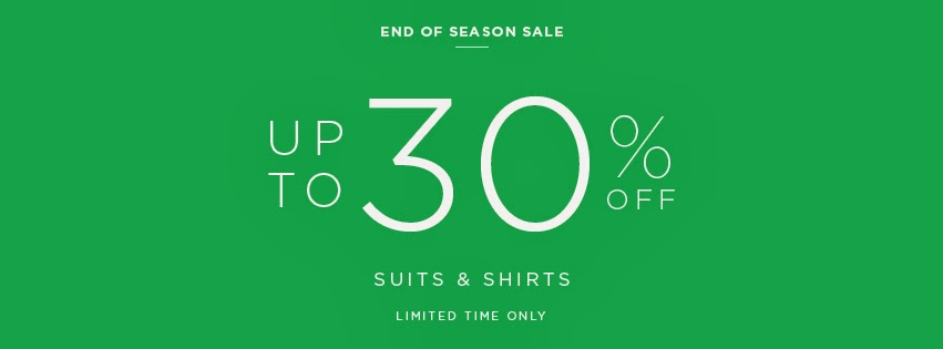 Indochino End of Season Sale