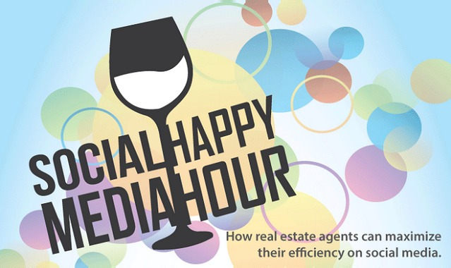 Image: Social Media Happy Hour