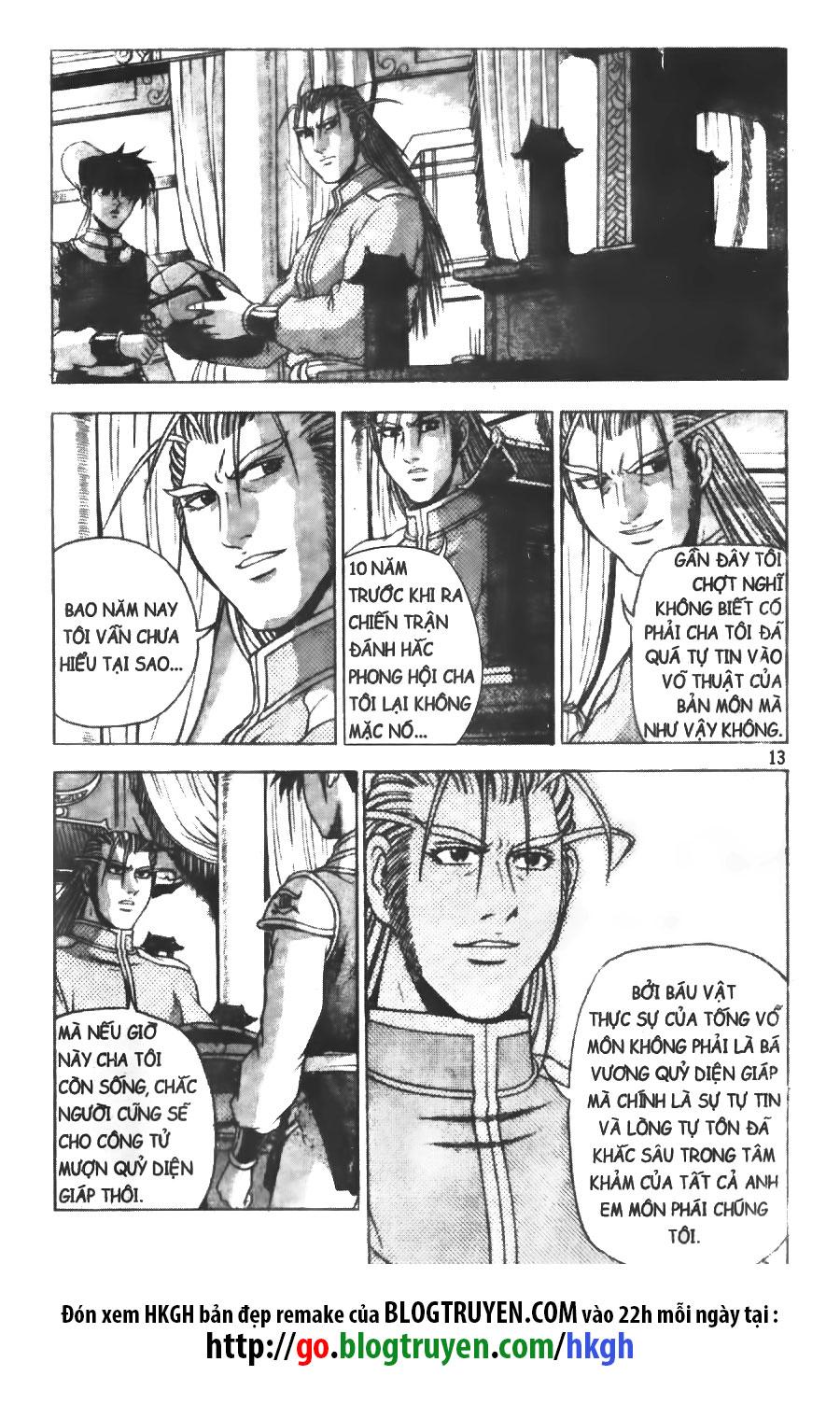 Hiệp Khách Giang Hồ chap 229 Trang 14 - Mangak.info