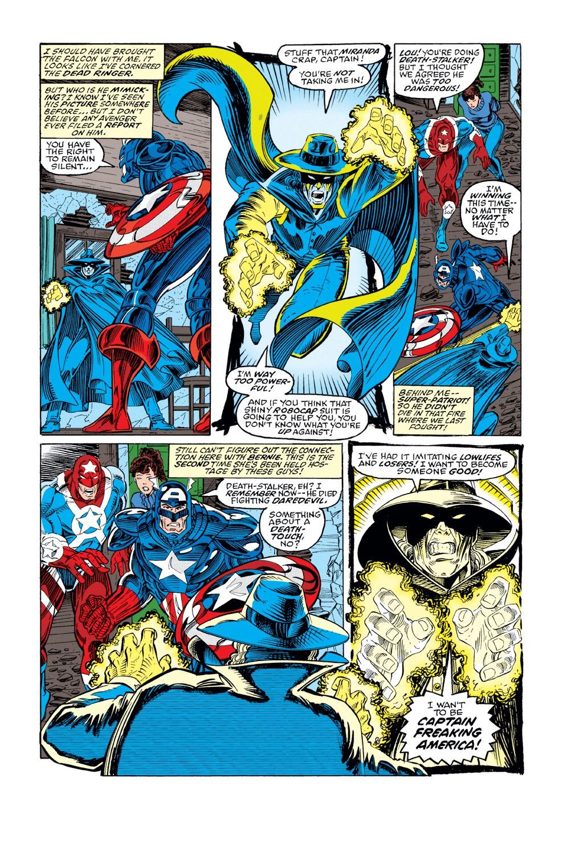 Captain America (1968) Issue #439 #389 - English 18