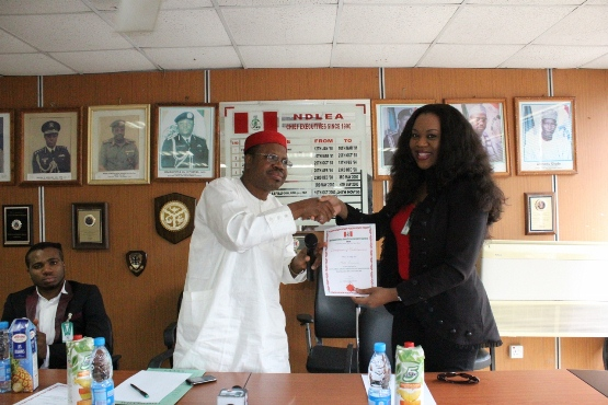 NDLEA Appoints Stella Damasus, Yinka Lawanson As 'Ambassadors' (Whatever That Means)