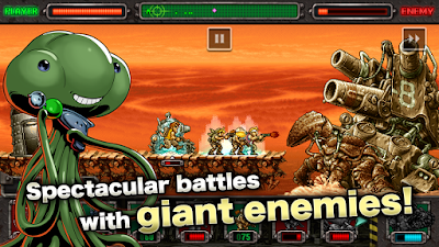Metal Slug Defense Mod Apk V1.39 Terbaru