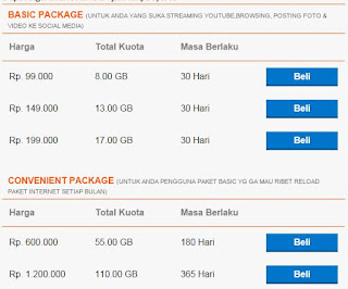Harga Paket Internet Bolt Terbaru Super 4G LTE 200 Mbps
