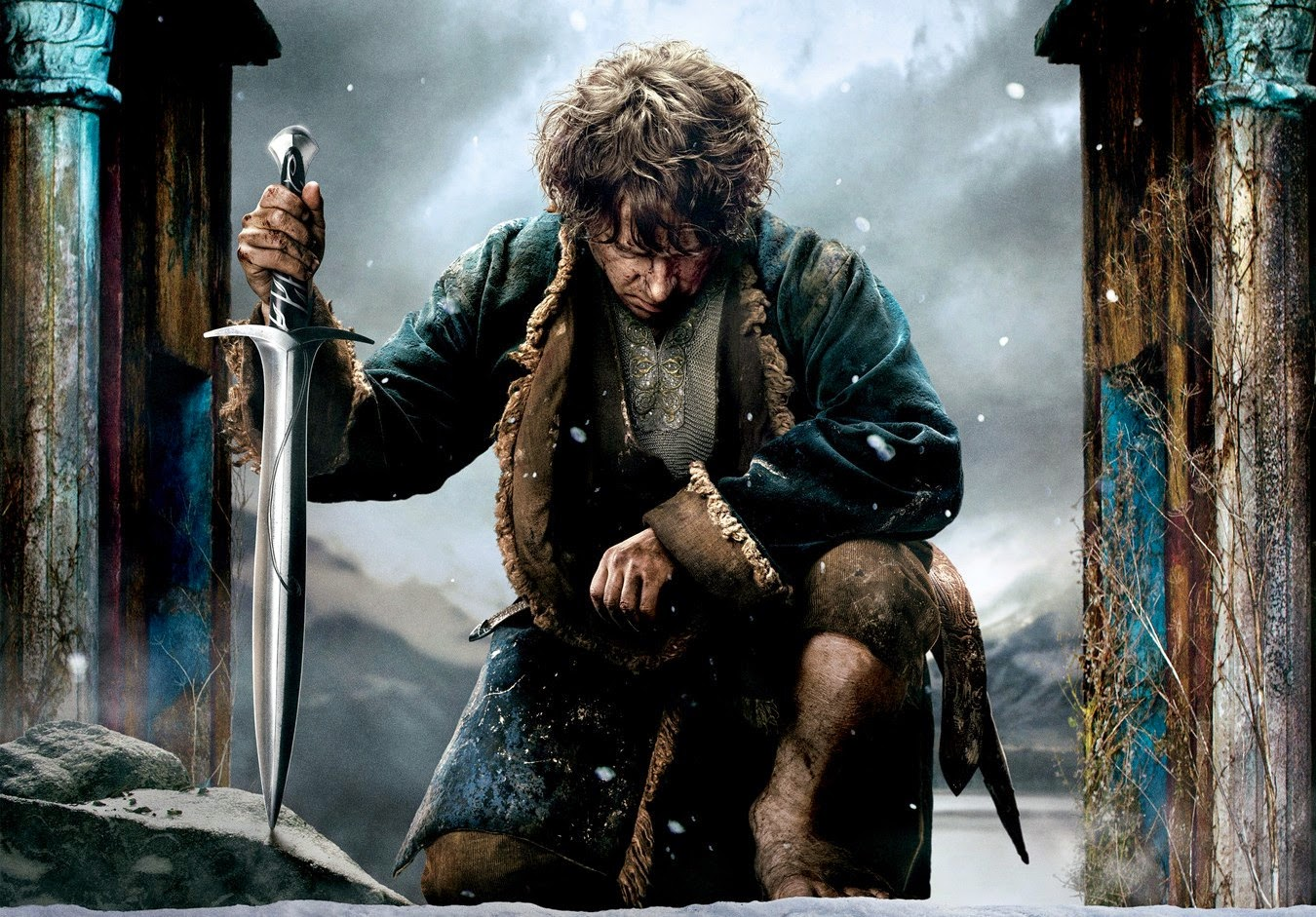 The Hobbit: The Battle of the Five Armies - First Trailer - SDCC 2014