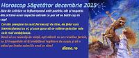 Horoscop Săgetător decembrie 2015