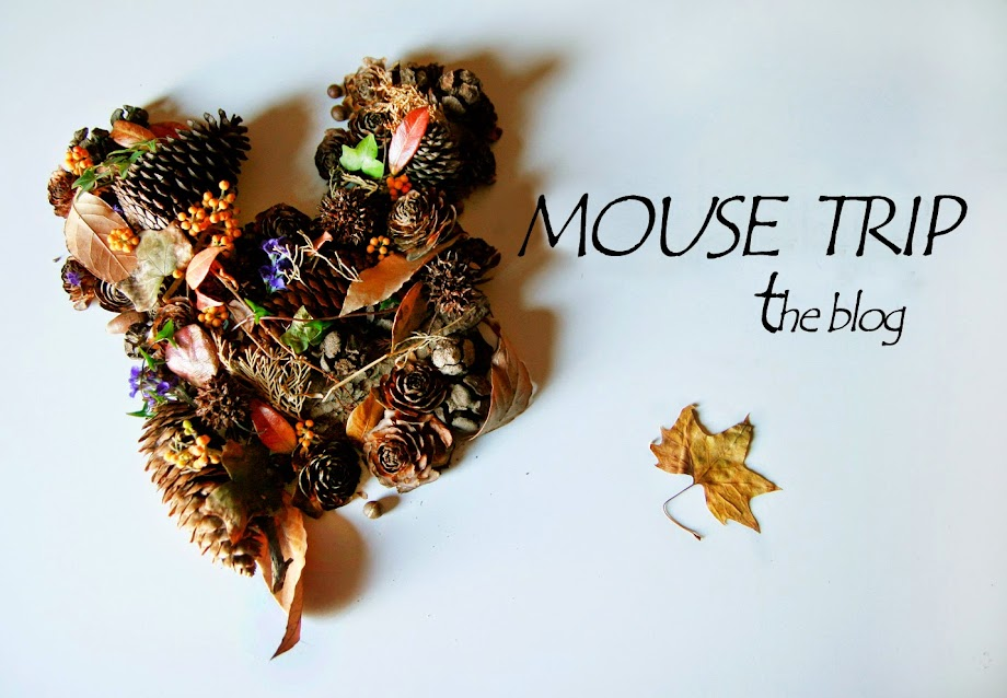 MOUSE TRIP the blog