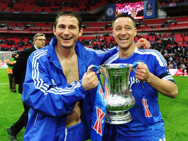 Key duo: Frank Lampard and John Terry were top performers - but that didn't stop Jose Mourinho targeting them, says Mutu