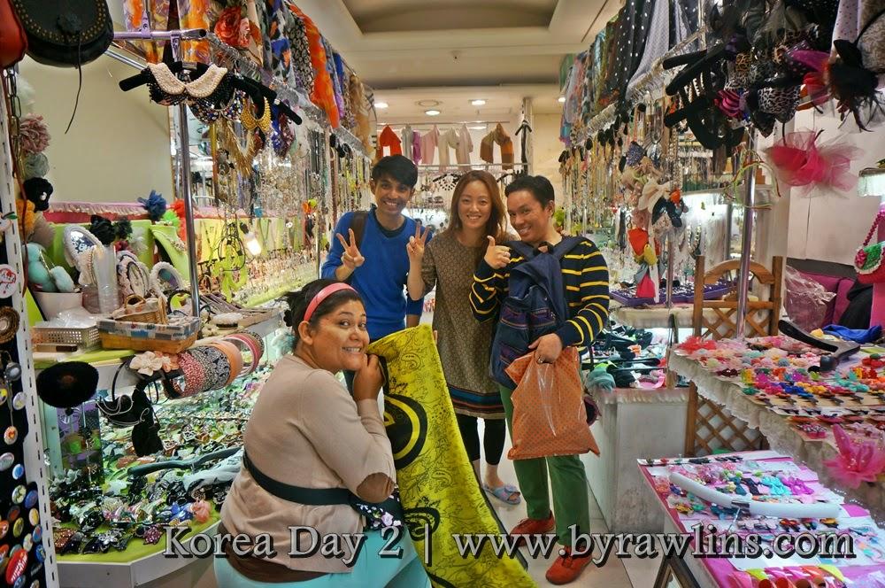 Korea, Free Trips, byrawlins, Hanis Haizi Protege, GLAMpreneur, extra income, big bonus