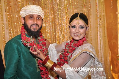 Nusrat Imroz Tisha Wedding