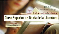 CURSO SUPERIOR DE TEORÍA DE LA LITERATURA