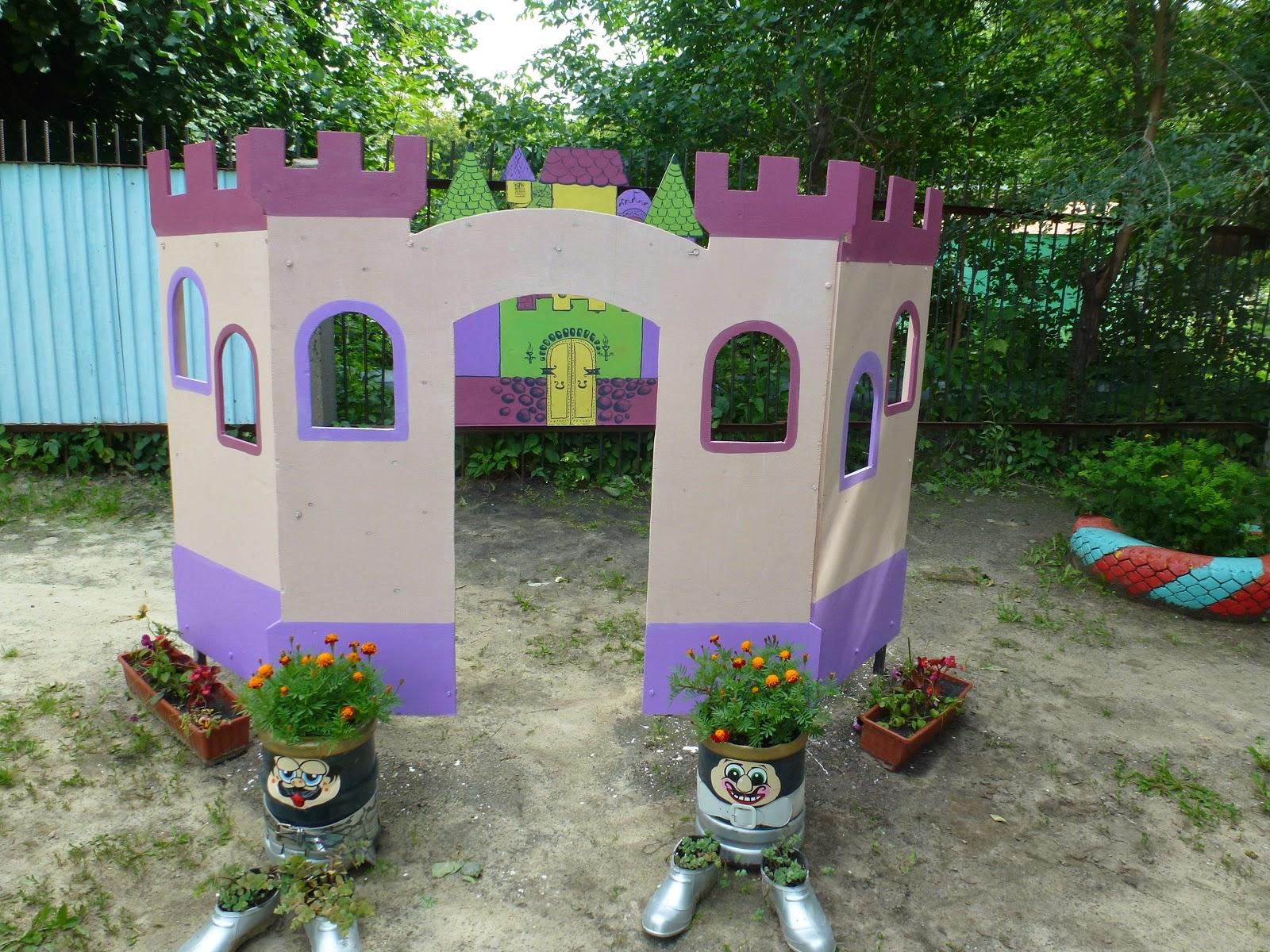 Детская Площадка Своими Руками на Даче 55 фото Идей 23
