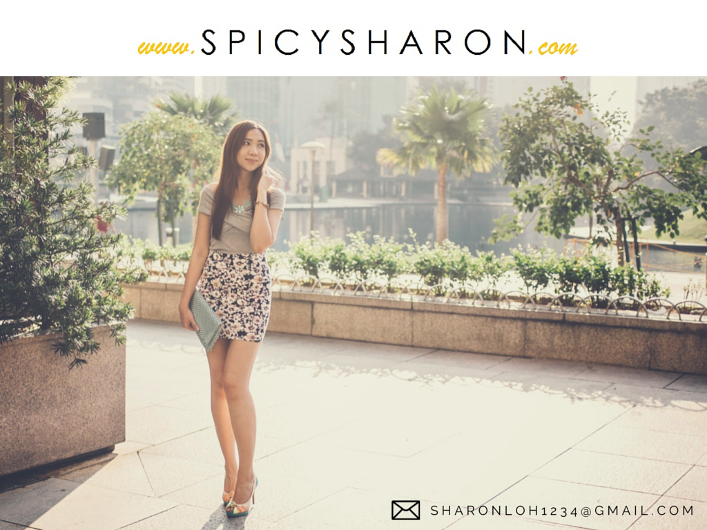Spicy Sharon - Malaysian Food & Lifestyle Blog