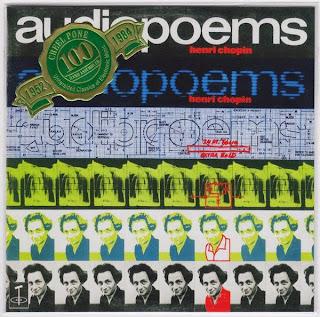 Henri Chopin, Audiopoems