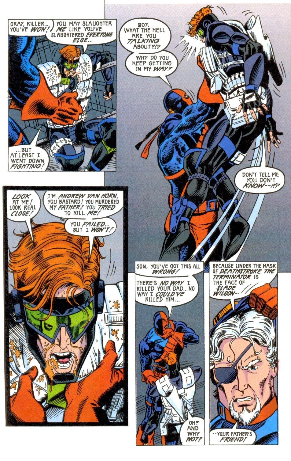 Deathstroke (1991) Annual 2 #2 - English 44