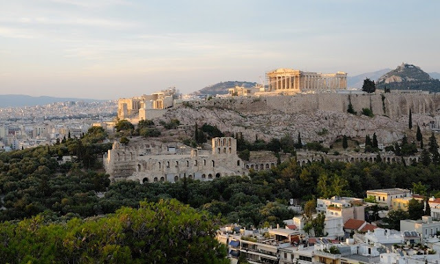 Atina Akropolisi  Yunanistan