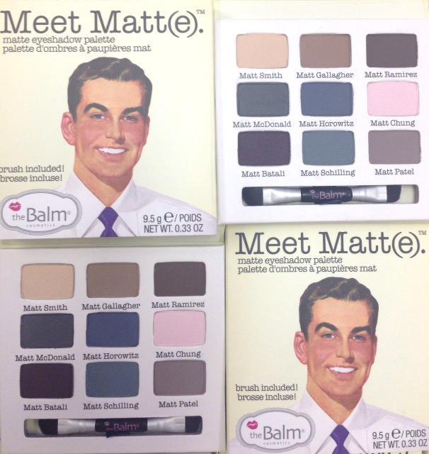 maquiagem the balm