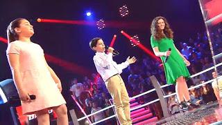 Juanma, Teresa y Ana cantan Cuando nadie me ve de Alejandro Sanz