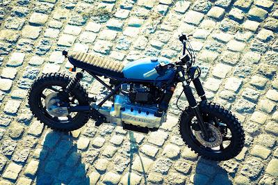 BMW K100 byScrambler