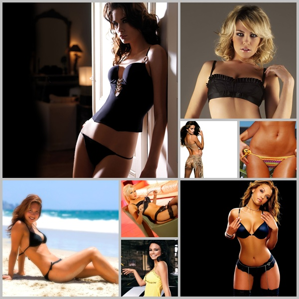 Sexy Girls 2009 Wallpapers Pack