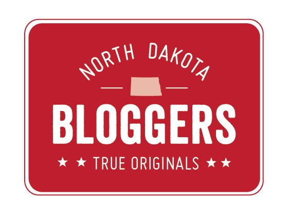 North Dakota Bloggers Badge