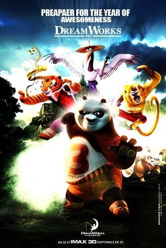 Film Kung Fu Panda 3 2015
