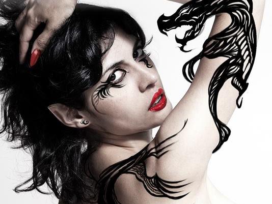 Lançamento da Editora Draco: Erótica Fantástica