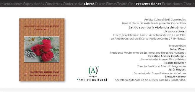 AMBITO CULTURAL - EL CORTE INGLES