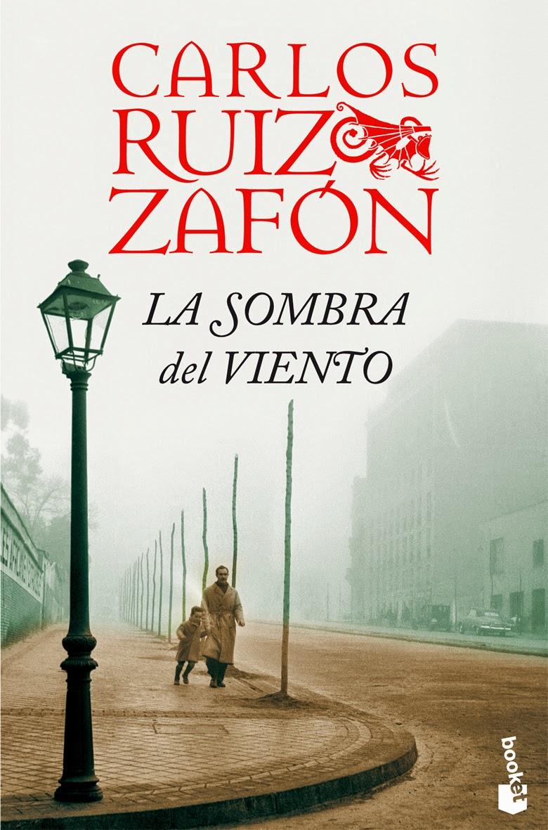 La sombra del viento (Carlos Ruiz Zafón, 2001)