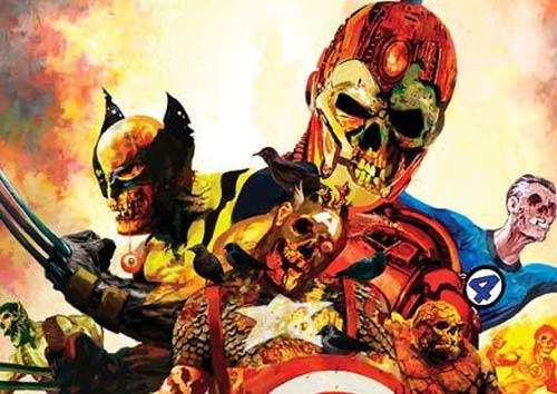 Marvel Zombies Review - 1