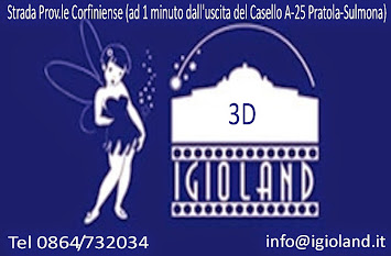 CINEMA MULTISALA IGIOLAND - CORFINIO