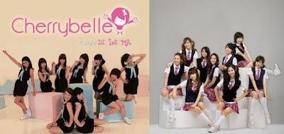 Cherry Belle Dituding Plagiat Lagu SNSD dan Ken Hirai