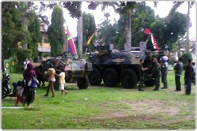 Foto Kedatangan Presiden SBY Di Magetan