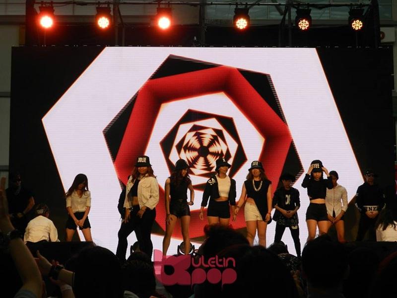 2015 K-POP World Festival in Malaysia, VIXX, Korea, Sunway Giza