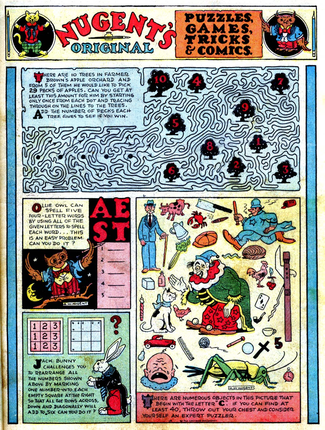 Read online All-American Comics (1939) comic -  Issue #15 - 23