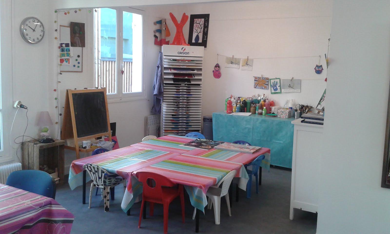 Notre Atelier...section Enfants