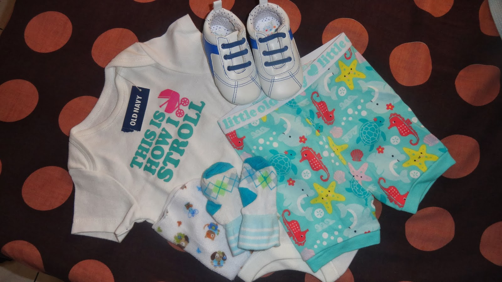 baby's outfit of the day.katzlifechapters
