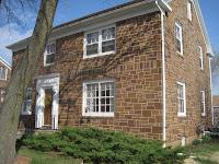 Stone house in Amana, Iowa