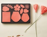 Bouquet BigzL Die, new in Stampin'UP!'s spring 2015 Occasions Catalog