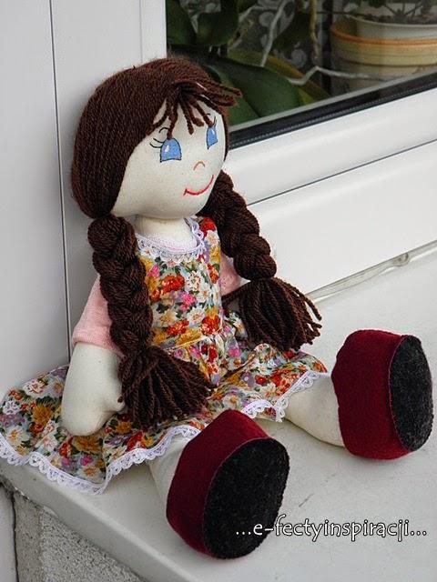 jak uszyć lalkę