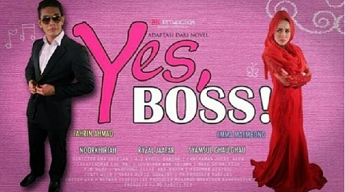 Sinopsis Penuh Drama Yes Boss Adaptasi Novel Areila Sahimi