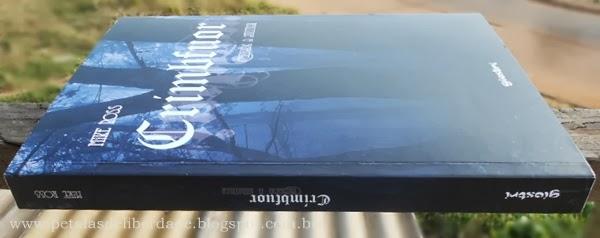 "livro, ""Crimbfuor - Chegada a Atrithar"", Mike Ross, Giostri, resenha, resumo"